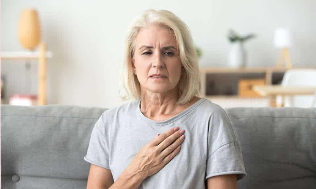 Herzrasen und Herzstolpern in den Wechseljahren