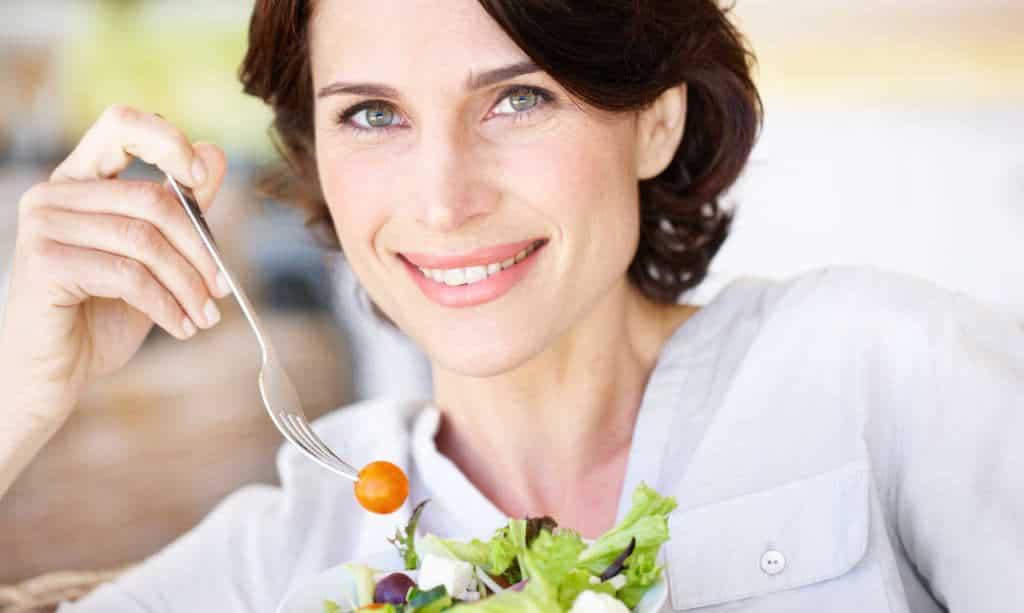 Gesunde Ernährung und Wechseljahre