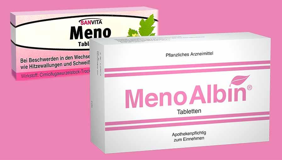Sanvio Meno heisst nun Meno Albin®